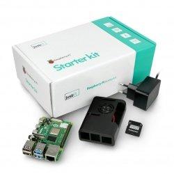 Sada s Raspberry Pi 4B WiFi 2 GB RAM + 32 GB microSD +