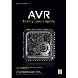 Knihy AVR