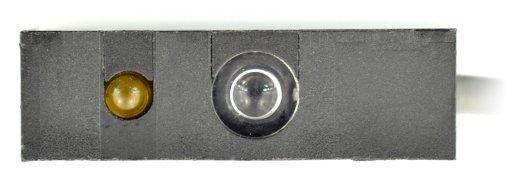 Cyfrowy czujnik odległości OPB720A-06Z z przewodem- 15cm