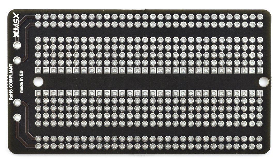 Univerzální deska, střední 420 polí - MSX